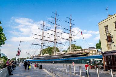 Greenwich Area Guide Video