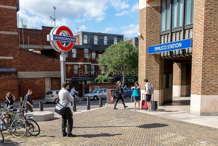 Pimlico Area Guide - Image 1