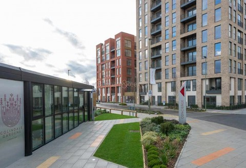 Colindale Gardens, Colindale, NW9
