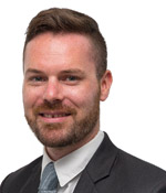 Kyle Matthews, Nine Elms Lettings Negotiator, Benham & Reeves Lettings