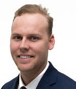 Wesley Ramsay, Hammersmith Senior Lettings Negotiator, Benham & Reeves Lettings