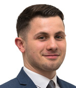 Thomas Grossi, Colindale Sales Negotiator, Benham & Reeves Lettings