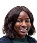Feyisola Akintoye, Kew Lettings Coordinator, Benham & Reeves Lettings