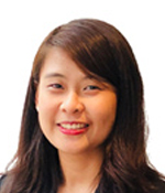 Michelle Morales, Administrator - Hong Kong Office, Benham & Reeves Lettings