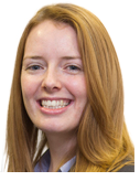 Christina Brown, Accountant, Benham & Reeves Lettings