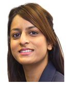 Darshita Patel, Accounts Assistant, Benham & Reeves Lettings