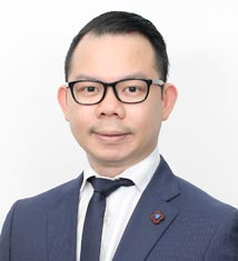 Melvin Koh, Country Manager - Malaysia Office, Benham & Reeves Lettings