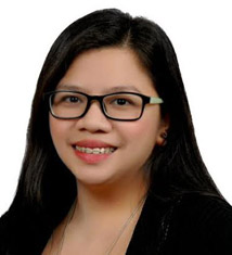 Mary Ann Loresto, Administrator - Singapore Office, Benham & Reeves Lettings