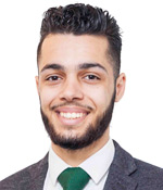 Eren Ersoy, Highgate Junior Lettings Negotiator , Benham & Reeves Lettings