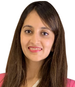 Dhanvee Panchmatiya, Head of Business Development - India Office, Benham & Reeves Lettings