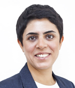 Mehrnaz Oliaei (Maz), Property Manager, Benham & Reeves Lettings