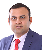 Sushant Ohri, Business Development Manager – Delhi - India Office, Benham & Reeves Lettings