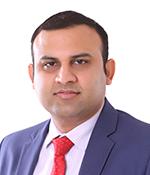 Sushant Ohri, Business Development Manager – Delhi - India Office, Benham & Reeves Lettings