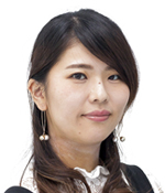 Tamae Nakahara, Shoreditch Property Manager, Benham & Reeves Lettings