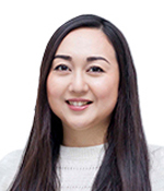Haruka Mori, Hammersmith Property Manager, Japan Desk, Benham & Reeves Lettings