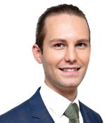 Cameron Kruger, Kensington Lettings Negotiator, Benham & Reeves Lettings