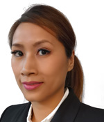 Gloria Chow, Property Consultant - Hong Kong Office, Benham & Reeves Lettings