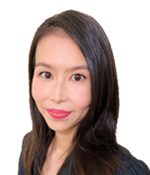 Alexandra Chan, Business Development Director - Hong Kong Office, Benham & Reeves Lettings