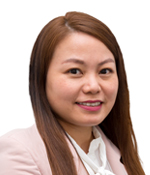 Coco Zhao, Property Manager, Benham & Reeves Lettings