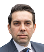 George Manolache, Canary Wharf Senior Lettings Negotiator, Benham & Reeves Lettings