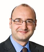 Ivan Hrissimov, Highgate Branch Manager, Benham & Reeves Lettings