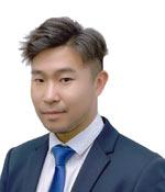 Justin To, Sales Manager, Hong Kong - Hong Kong Office, Benham & Reeves Lettings