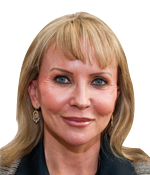Lisa-Jane Stratton, Knightsbridge Branch Manager, Benham & Reeves Lettings