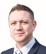 Nick Hubbard, Ealing Branch Manager, Benham & Reeves Lettings