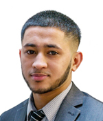 Raj Miah, Beaufort Park Lettings Negotiator, Benham & Reeves Lettings