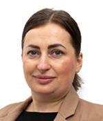 Ruslana Paramonova, Sales Administrator, Benham & Reeves Lettings
