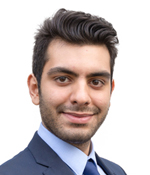 Saman Safdari, Hyde Park Senior Lettings Negotiator, Benham & Reeves Lettings