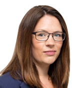 Sarah Edwards, Nine Elms Branch Manager, Benham & Reeves Lettings